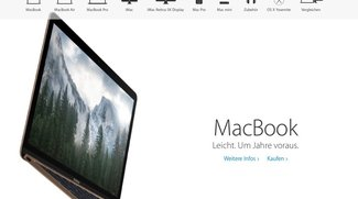 Apple integriert Online Store in Haupt-Website