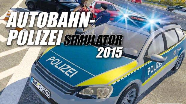 Autobahnpolizei-Simulator 2015