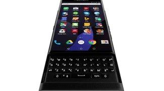BlackBerry Venice: Tastaturslider mit Android in neuen Bildern und Videos