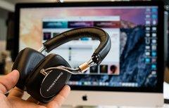 Bluetooth-Kopfhörer mit dem...