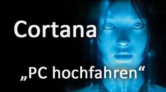 PC hochfahren per Sprachbefehl – mit Cortana und Skylake-CPU