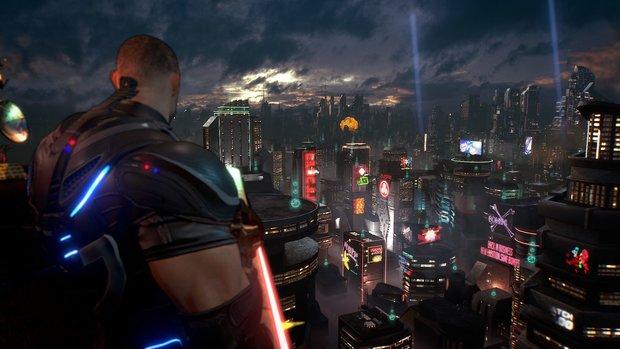 Crackdown 3: Komplett zerstörbare Umgebungen nur im Multiplayer