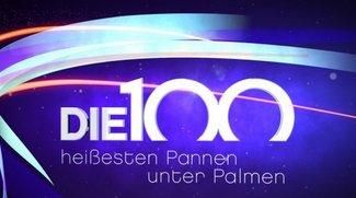 Die 100 heißesten Pannen unter Palmen im Live-Stream und TV heute um 20:15 auf RTL