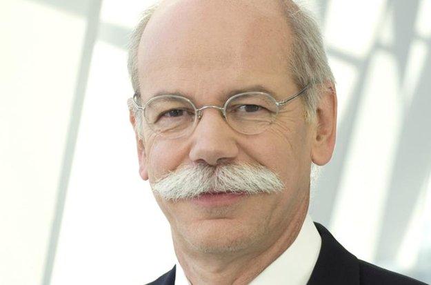 """Daimler-Chef Zetsche: """"Apple und Google können mehr, als wir dachten"""""""