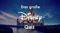Das große Disney-Quiz: Wie gut kennt ihr die legendäre Zeichentrick-Schmiede?