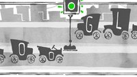 Die erste elektrische Ampel wurde vor 101 Jahren installiert: Google Doodle gibt grünes Licht!