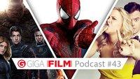 GIGA FILM Podcast #43: Fantastic Fail, Sonys Zukunftspläne, Dating Queen und ein bisschen Sexsucht