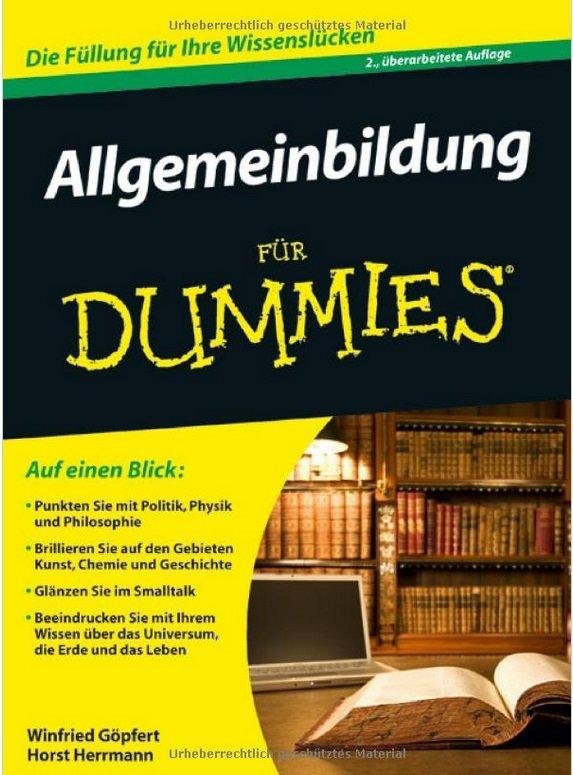 Lieblings Dumme Menschen: Sprüche Top Ten & Erörterungen zu einem Phänomen &HO_31