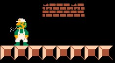 Super Mario war gestern: Luigi als depressiver Klempner