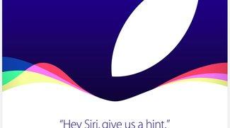 "Last-Minute-Gerüchte: iPad-Pro-Preise, ""Hey Siri"" und ""tvOS"""
