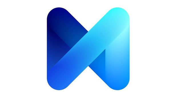 Das Logo des Facebook-Assistenten M.