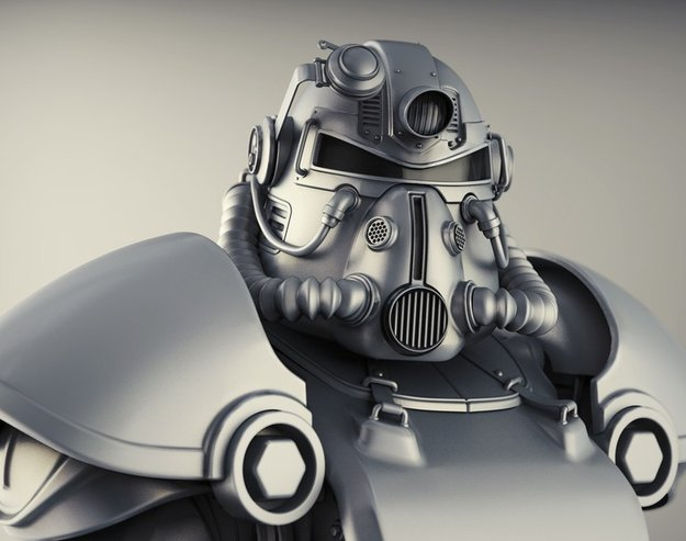 Seht hier die neuen Konzeptbilder zu Fallout 4!
