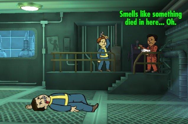 Fallout Shelter Die Lustigsten Und Verrücktesten Momente Im Bunker