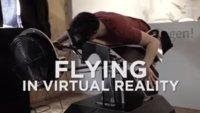 Oculus Rift lässt euch wie einen Vogel fliegen!
