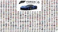 Forza Motorsport 6: Autoliste - alle 460 Fahrzeuge in der Übersicht