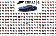 Forza Motorsport 6: Autoliste...