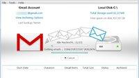 Free Gmail Backup - das Googlemailkonto sichern