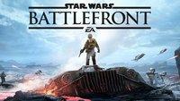 Star Wars - Battlefront: Singleplayer – im Einzelspieler durch die Galaxis, geht das?