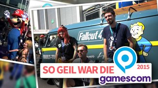 Video-Beweis: So geil war die gamescom wirklich!