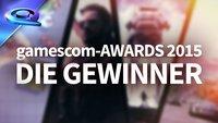 Die Gewinner der gamescom-Awards 2015
