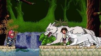 Ghibli mal anders: Prinzessin Mononoke als 8-Bit-Spiel