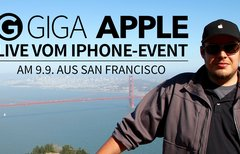 iPhone 6s Event: GIGA...
