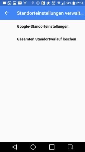 Google Maps Timeline Bewegungsprofil Deaktivieren Und Löschen Giga
