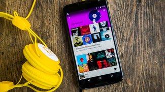 Google Play Musik ab sofort in Deutschland mit kuratierten Playlisten zu jeder Gelegenheit