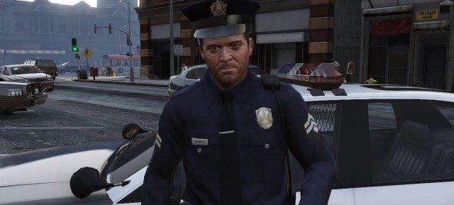 Gta 5 Karte Polizeistation.Gta 5 Polizist Werden So Geht S