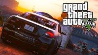 GTA 5: Polizist werden - so geht's