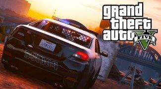 GTA 5: Polizist werden - so gehts