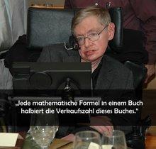 Die besten Zitate von Stephen Hawking