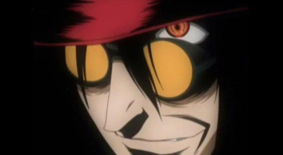hellsing anime stream