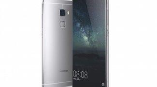 Huawei Mate S: Kompaktes High End-Phablet im Metallkleid vorgestellt [IFA 2015]