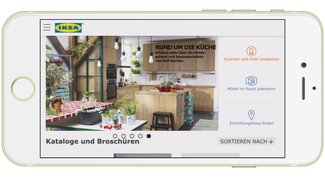 Ikea: App für Android, iPad und iPhone (Infos & Download)