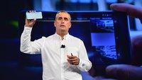 Intel und Google präsentieren Project Tango-Smartphone mit RealSense-Kameras