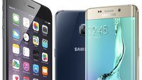 Samsung Galaxy S6 edge+, S6 edge und iPhone 6 Plus im Vergleich: Samsung hat den größten