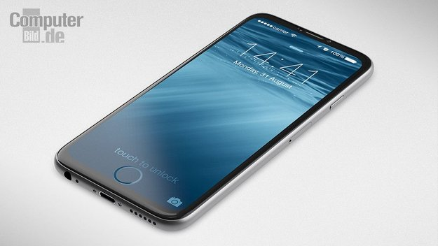 iPhone 7 doch noch mit physischem Touch-ID-Button?