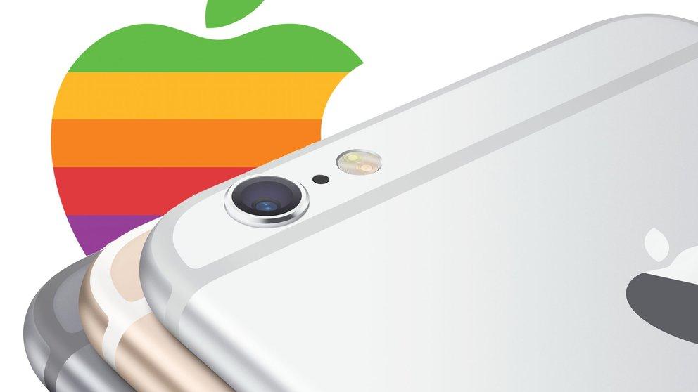 iPhone 6 Farben: Space Grey, Silber und Gold im Überblick