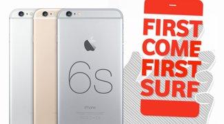 iPhone 6s bei Vodafone kaufen: Vorregistrieren ab sofort möglich
