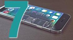 iPhone 7 mit Glas-auf-Glas-Display-Bauweise für 4K-Auflösung?