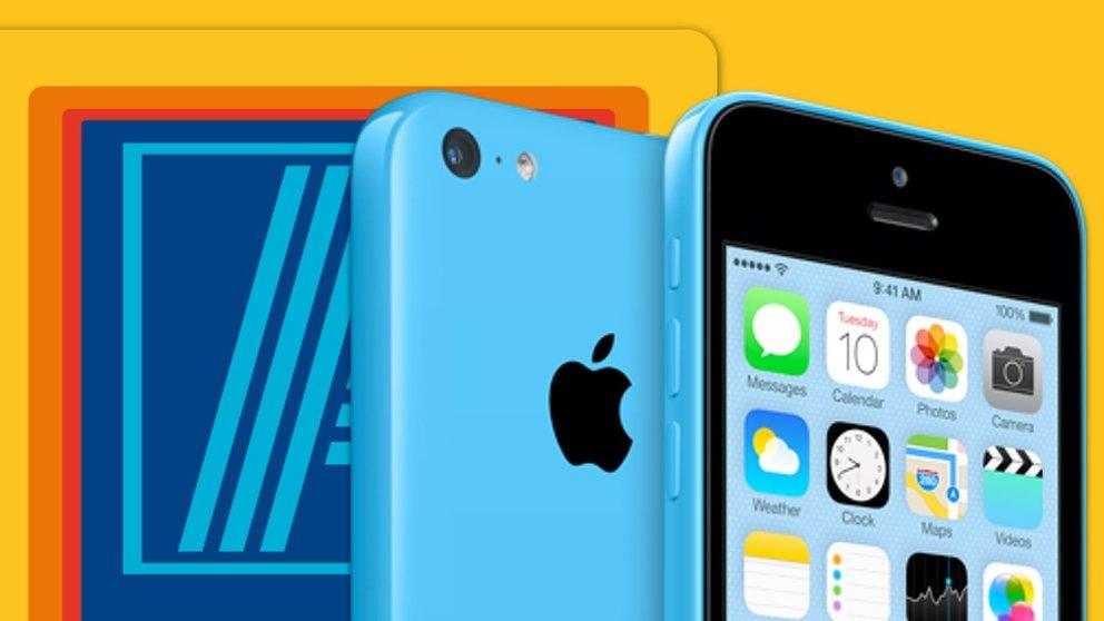 Das iPhone 5c bei Aldi auf dem Grabbeltisch – ein Frevel? (Kommentar)