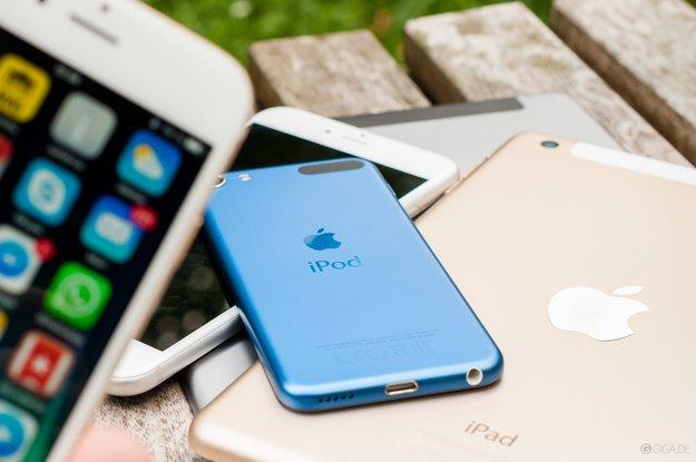 iPod touch 2015 im Test: wahrlich kein Billig-iPhone