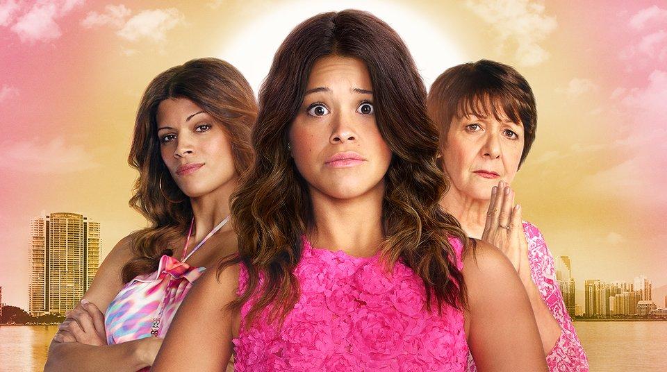 "Die Serie Jane the Virgin lehnt sich an die Telenovela ""Juana la Virgen"" an."