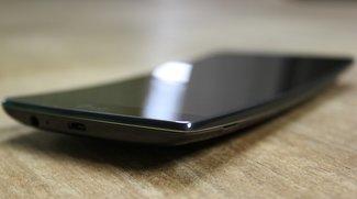 LG G Flex 2 im Test: Krummer Geheimtipp