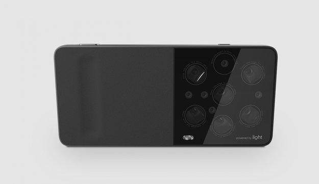 Light: Start-Up arbeitet an Smartphone-Kameras auf DSLR-Niveau