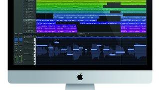 Updates für Apples Mac-Musik-Apps Logic Pro X und MainStage