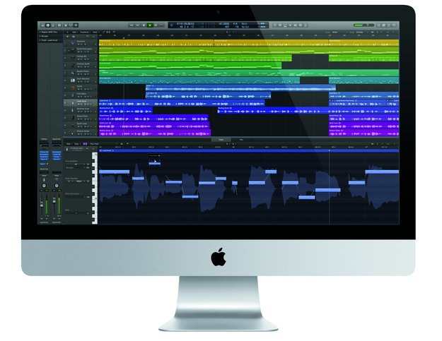 Updates für Apples Mac-Musik-Apps Logic Pro X und MainStage