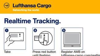 Lufthansa Cargo Tracking – So funktioniert's