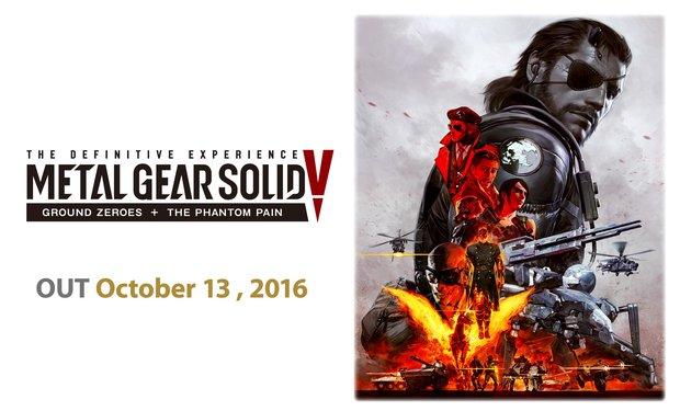 MGS 5 - Phantom Pain: Alle Editionen im Überblick (Update: GOTY-Edition mit Prolog und allen DLCs angekündigt)
